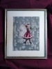 Christmas Elf Fairy framed_1